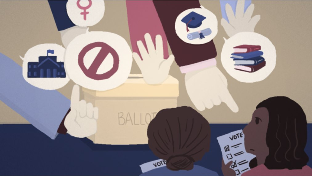 All Candidates' Debate on Women's Rights and Gender Equity Logo
