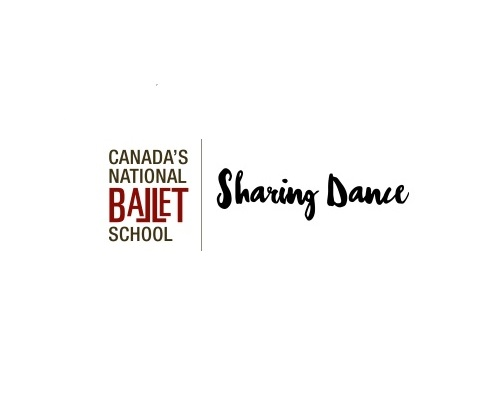 NBS Sharing Dance Day- FREE dance rehearsals at Halifax Dance Logo