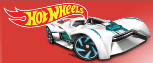 Play, Test and demo NEW toys from Hot Wheels PLUS design your own Hot Wheels car! Logo