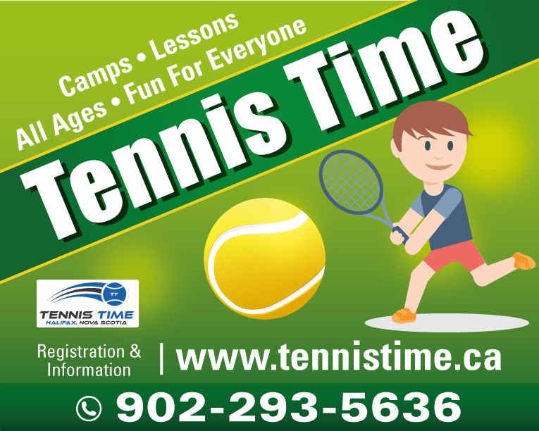 JUNE TENNIS FOR KIDS Logo