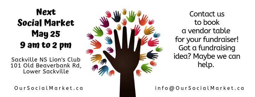 May Social Market Logo
