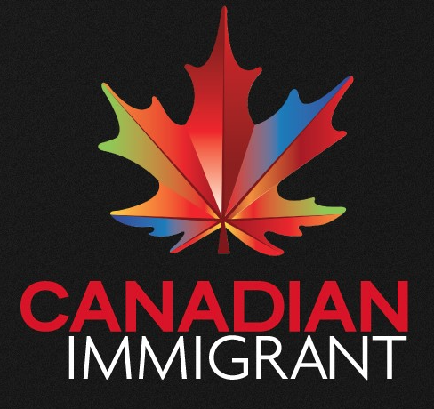 Canadian Immigrant Fair in Association with Public Mobile Logo