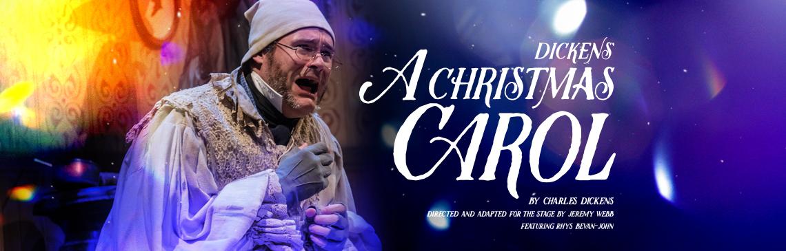 Dickens' a Christmas Carol Logo