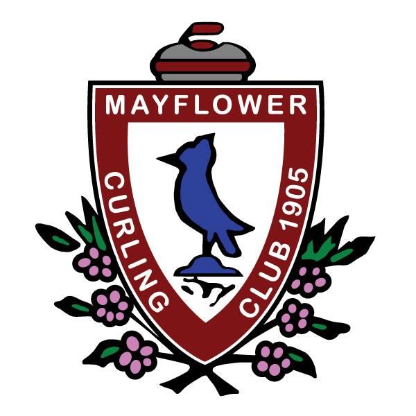 Mayflower Curling Club Logo