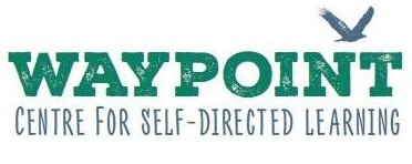 Waypoint Centre for Self-Directed Learning Logo