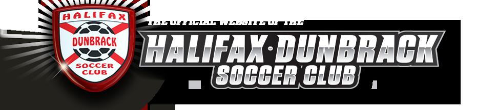 Halifax Dunbrack Soccer Club Logo