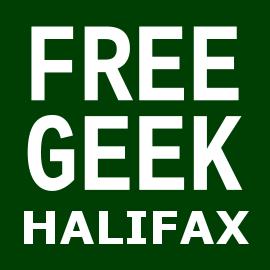 FreeGeek Halifax Logo