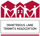 Demetreous Lane Tenant's Association Logo