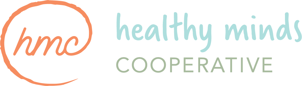 Healthy Minds Cooperative Logo