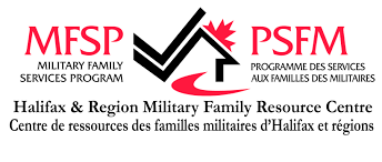 Halifax & Region Military Family Resource Centre Logo