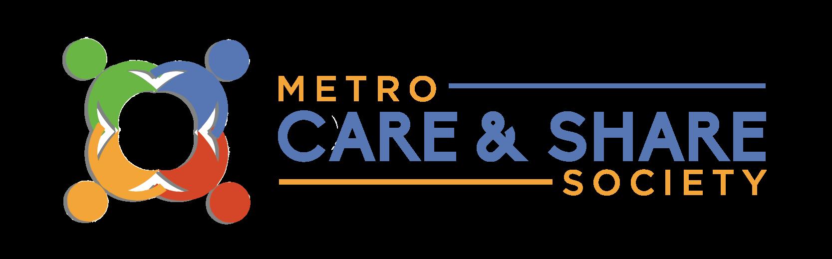 Metro Care and Share Society Logo