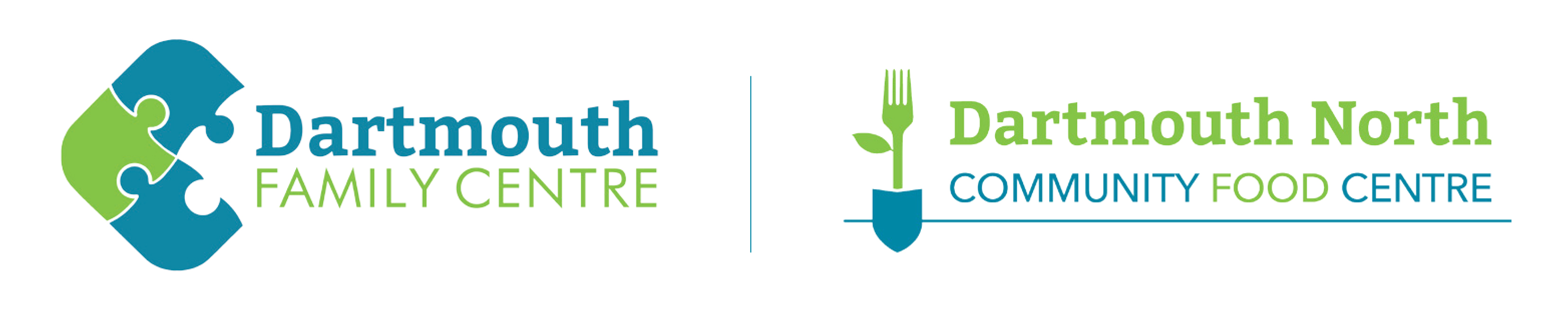 Dartmouth Family Centre & Dartmouth North Community Food Centre Logo