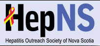 Hepatitis Outreach Society of Nova Scotia Logo