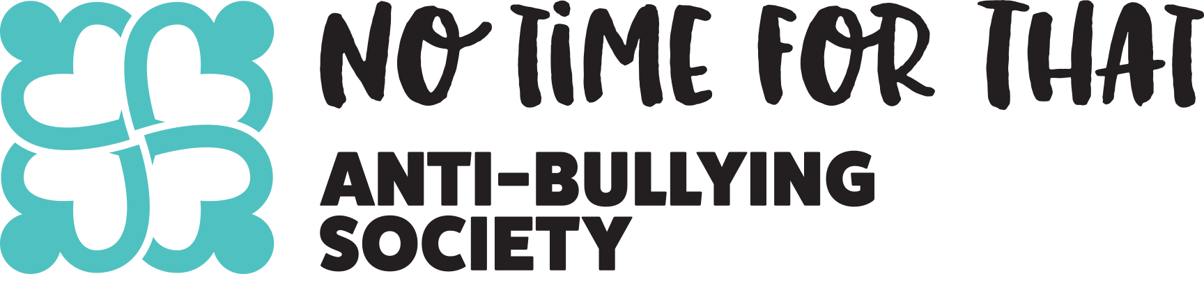 No Time for That Anti-Bullying Society Logo