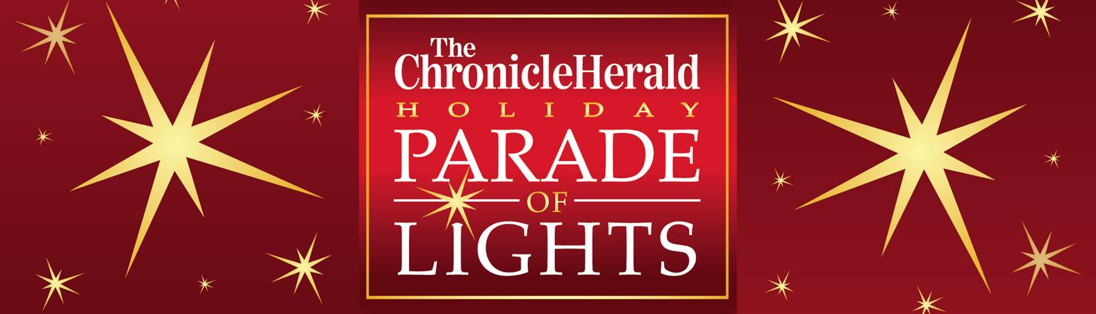 Holiday Parade of Lights Society Logo