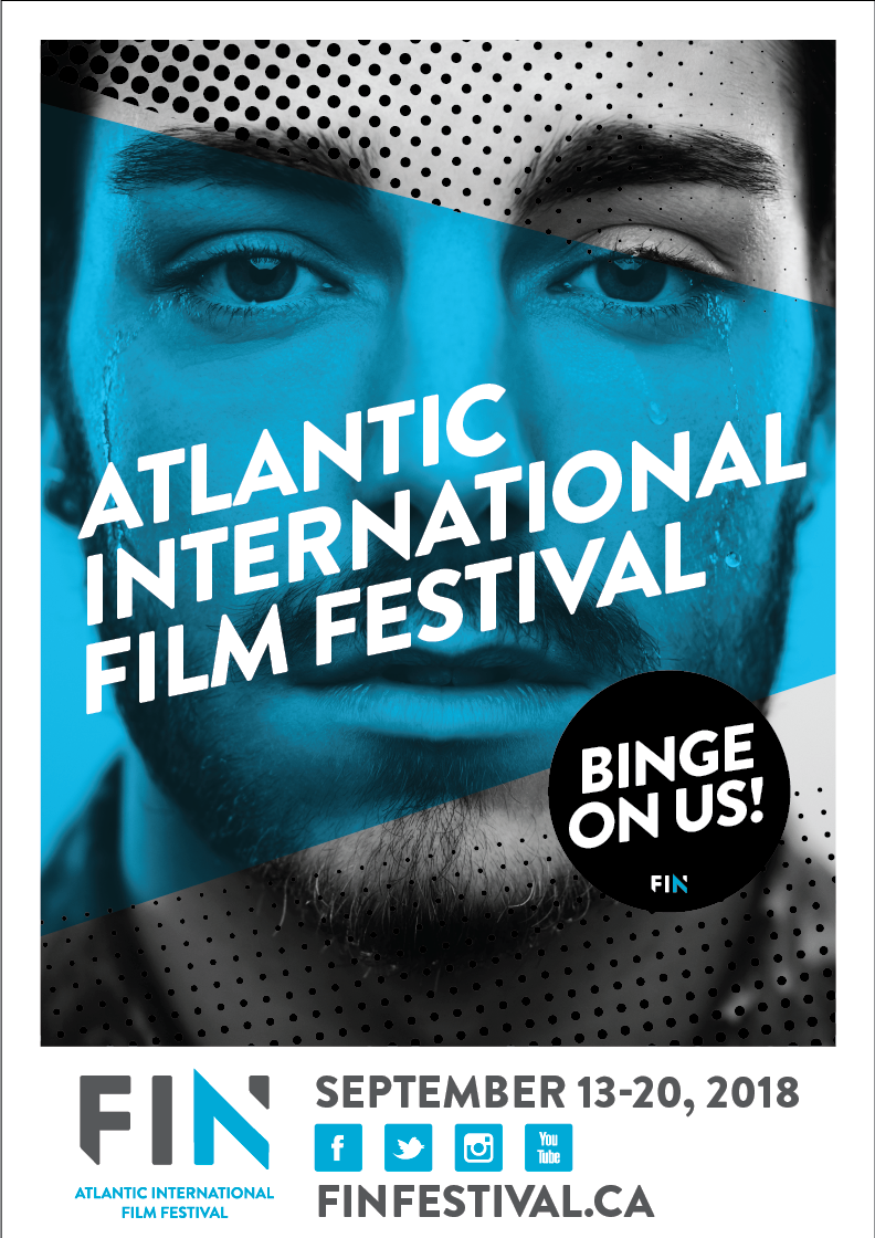 FIN Atlantic International Film Festival Logo