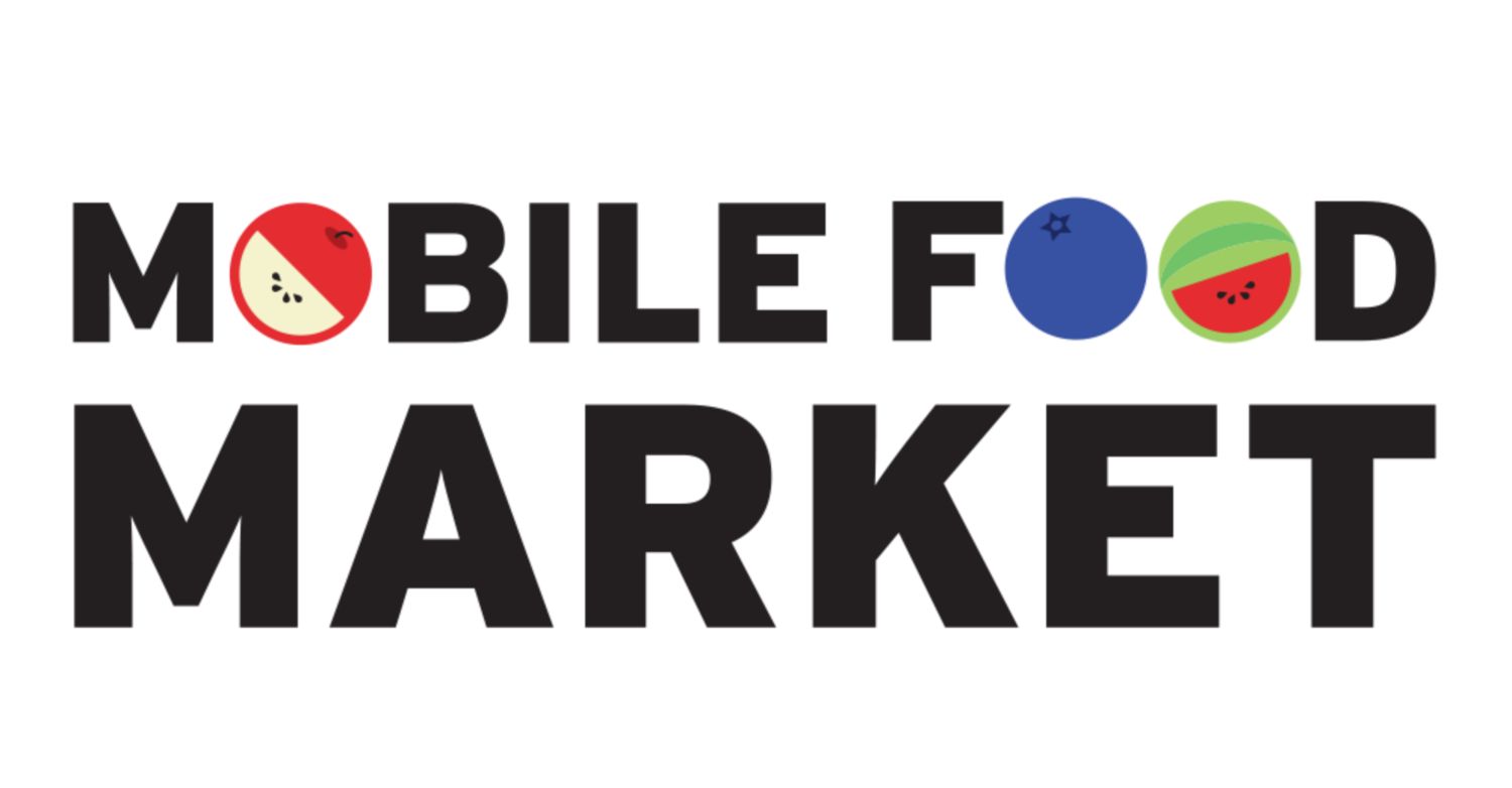 Mobile Food Market Logo
