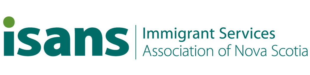 Immigrant Services Association of Nova Scotia (ISANS) Logo