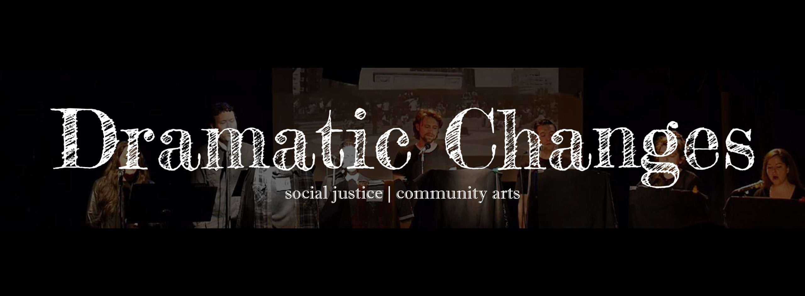 Dramatic Changes Artist Society Logo