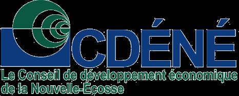 Le Conseil de développement économique de la Nouvelle-Écosse Logo