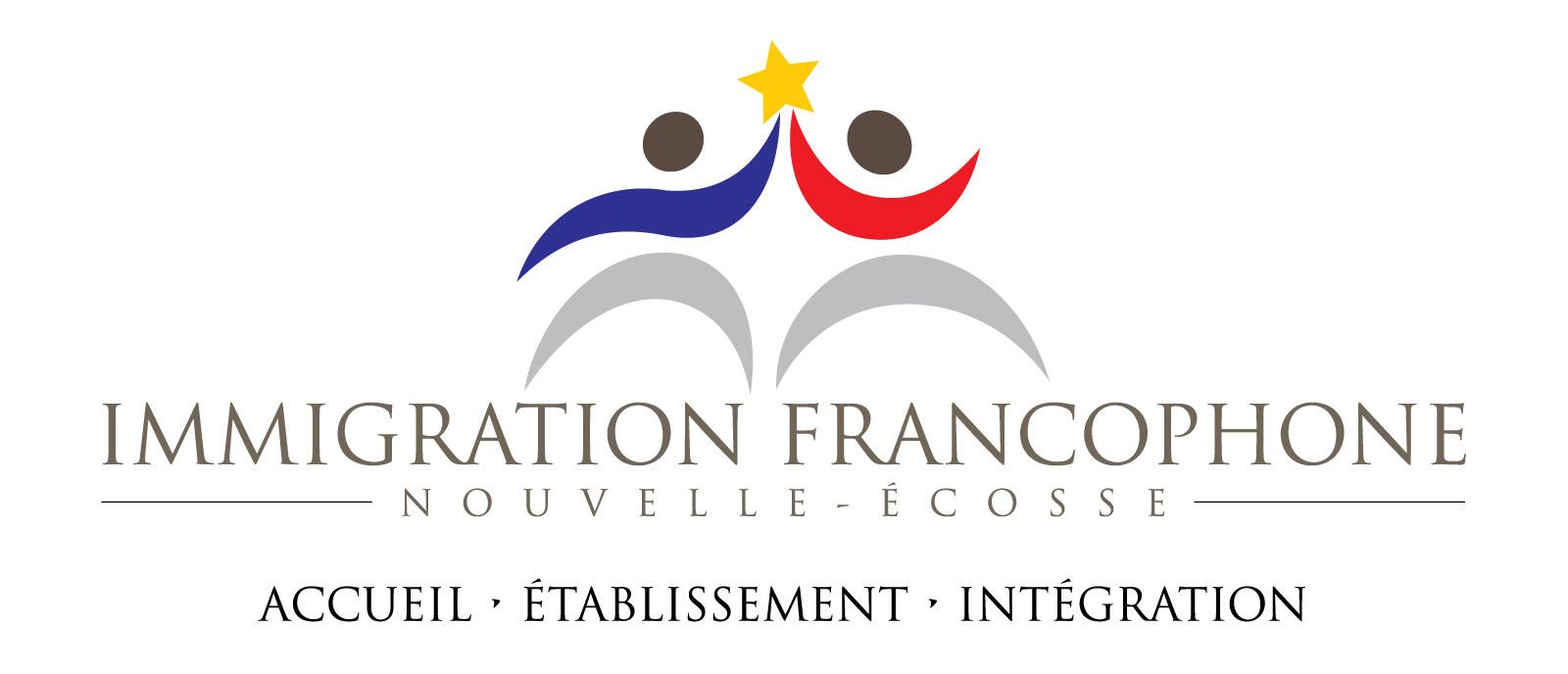 Immigration Francophone Nouvelle-Écosse Logo