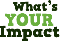 What's Your Impact Logo