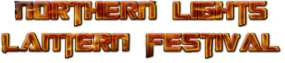 Northern Lights Lantern Festival Society Logo