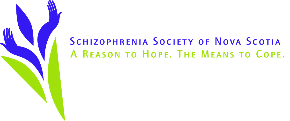 Schizophenia Society of Nova Scotia (SSNS) Logo